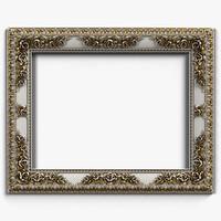 frame designed 3d max