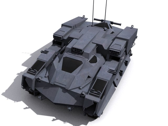 maya tank csi-fi