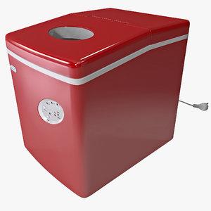 3d portable icemaker newair