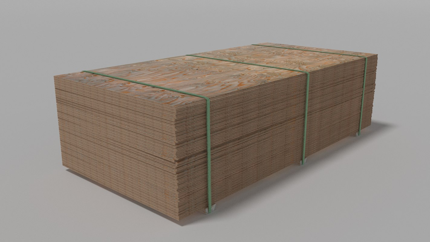 unit plywood obj free