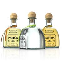 3ds patrón tequila