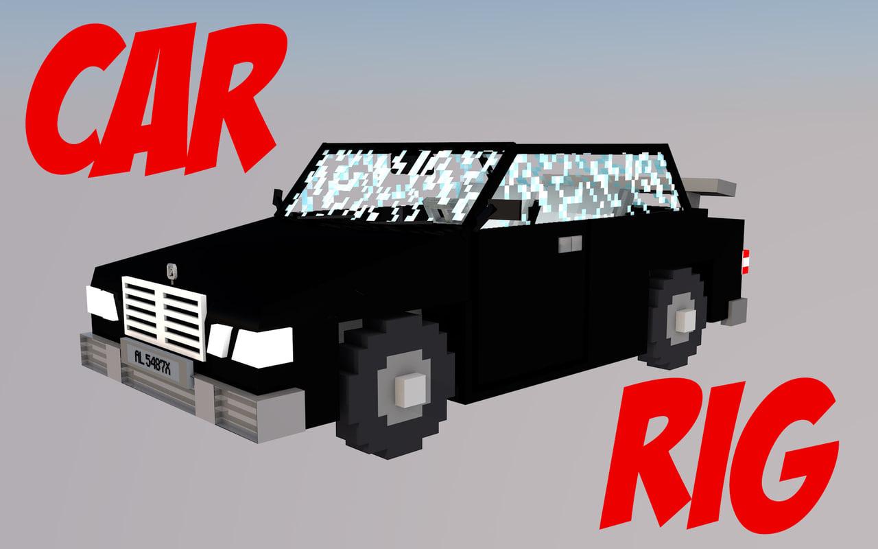cinema4d car rig