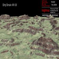 3d dirty terrain m1-03