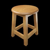 chair tabouret