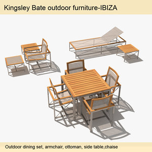 3ds ibiza outdoor furniture