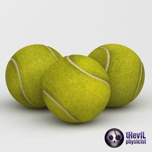 max tennis ball