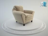 s max armchair