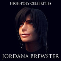 3d hd jordana brewster model