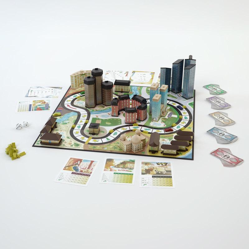 monopoly hotel max