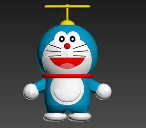 doraemon character x