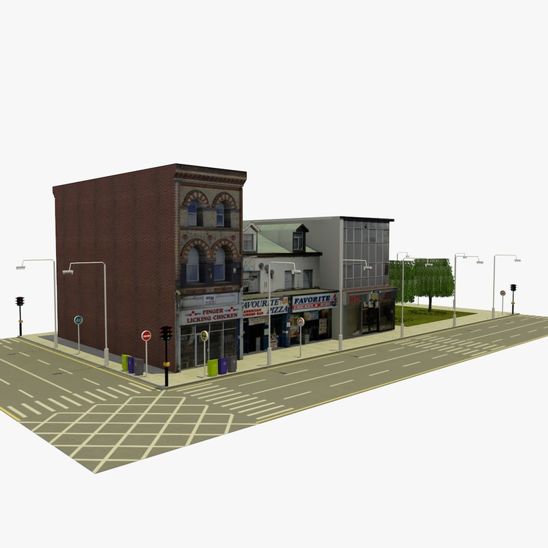 city block 3 3ds