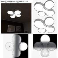 Ceiling lamp Kadiseng ZYX 77 - vray light on