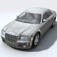 max city luxury chrysler 300c