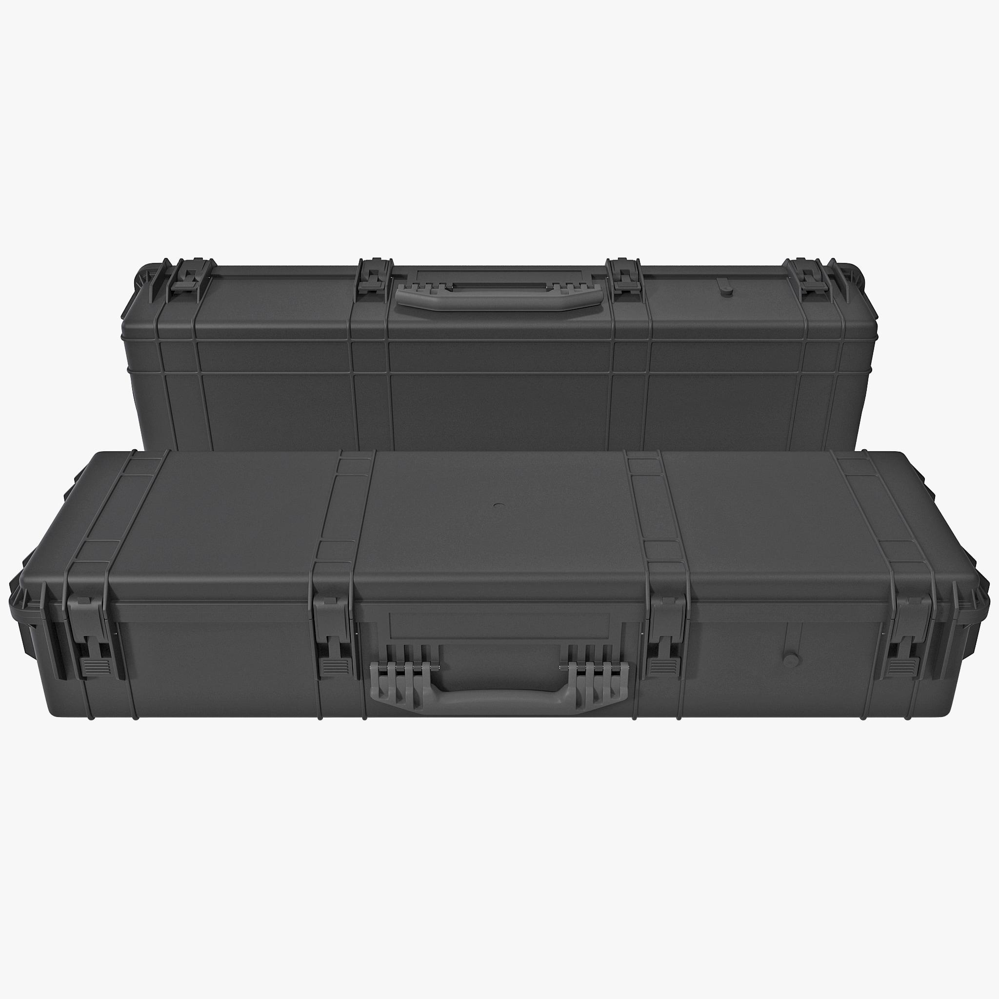 3d model of military case