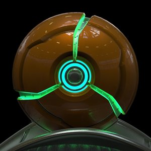 metroid morph ball 3d max