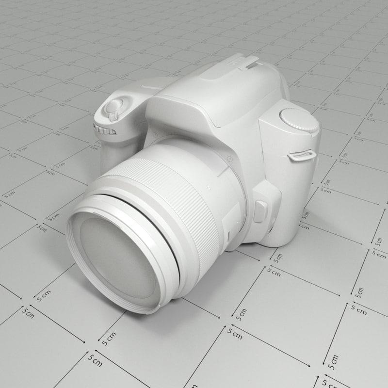 maya camera sony dslr