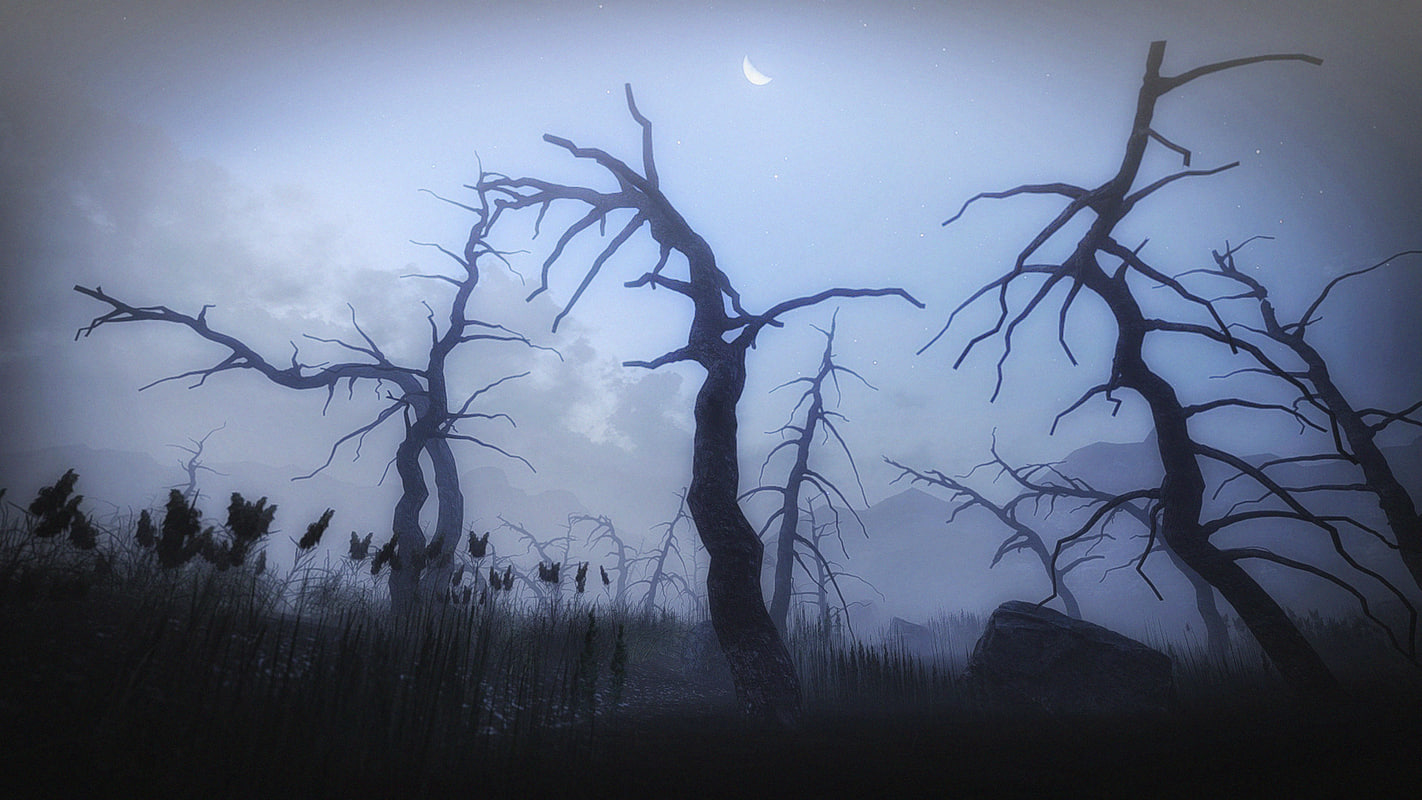 30 dead tree game-s fbx