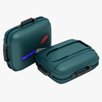 3d travel bag