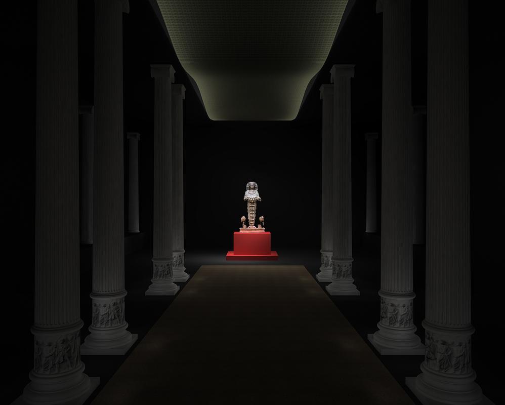 museum artemis dwg