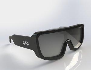 sunglasses amplifier evoke 3d 3ds