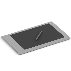 c4d graphic tablet
