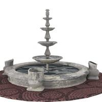 fountain garden max