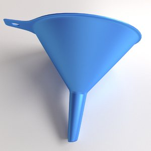 3d funnel