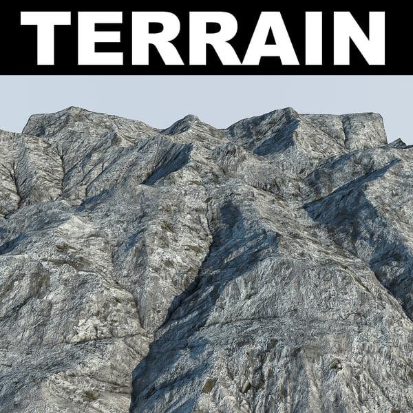 max terrain realistic