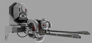 maya weapon