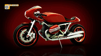bike concept 90 - turbo smooth - level 2 - polys 1094913 - verts 601103 - max 2008 format