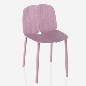 3dsmax photorealistic osso chair