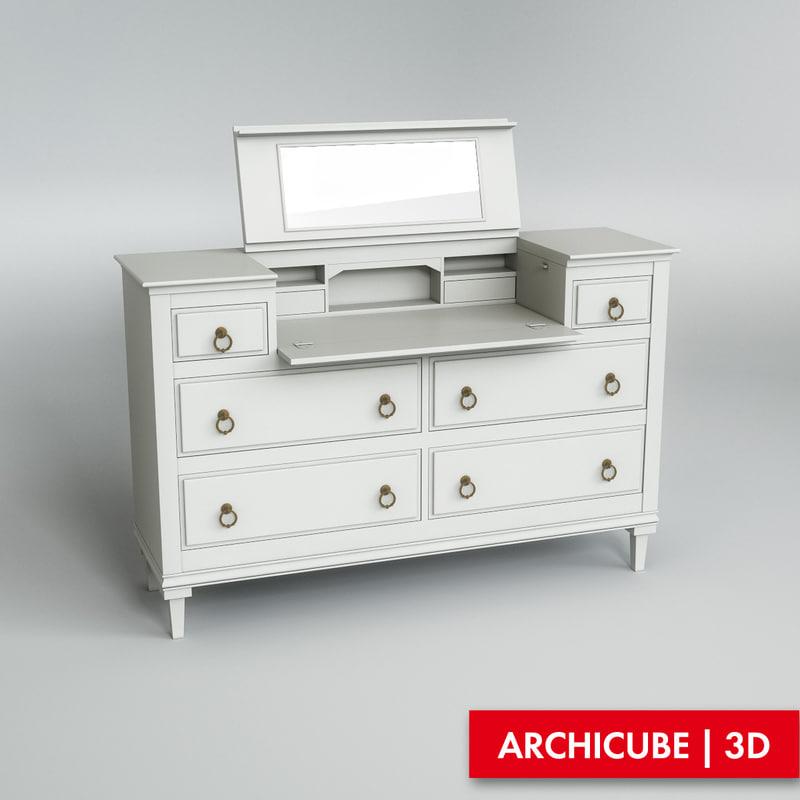 dresser cabinet max