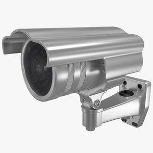3dsmax ccd security camera zmodo