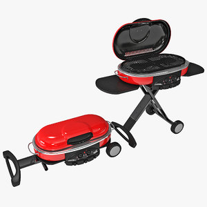 coleman road trip grill 3ds
