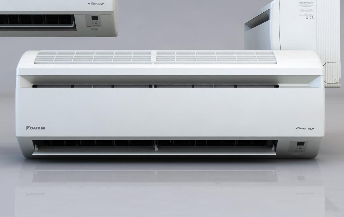 daikin ftxn25kev1b 3d model