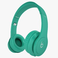 Headphones Monster Beats Solo HD 05