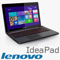3d lenovo ideapad y series