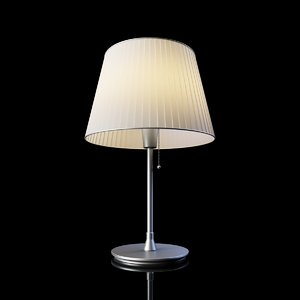 modiss tuscana table lamp obj
