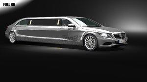 lightwave s class limo