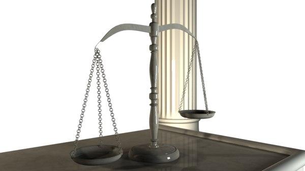 scales obj