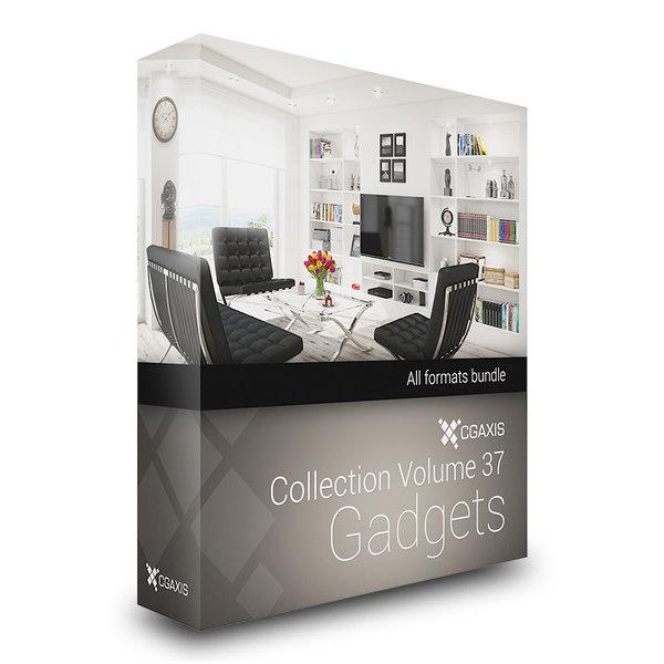 3d max volume 37 gadgets