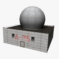 russian radar 3d max