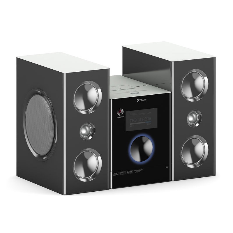 mini hi-fi set max