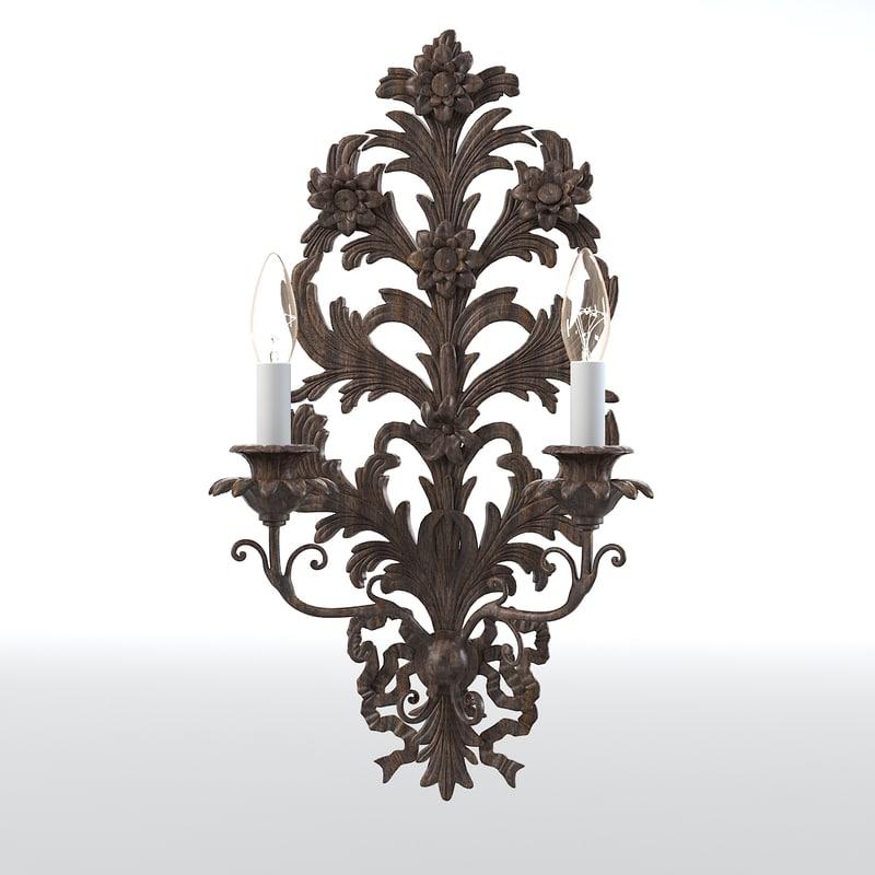 3d model of roberto giovannini applique