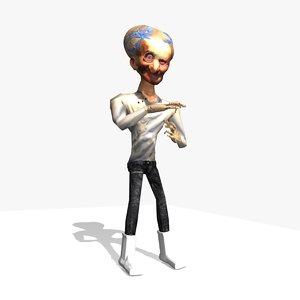 3d madscientist brains