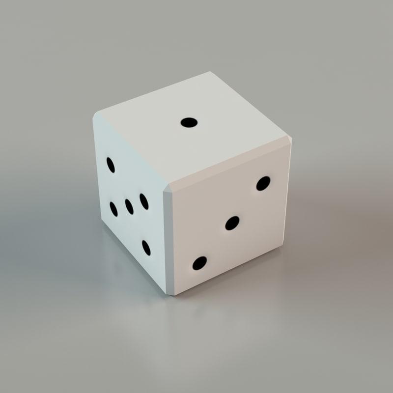 free block 3d model