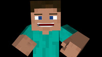Steve rig for cinema 4d