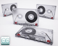 tape music 3d model