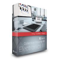 CGAxis Models Volume 41 Electronics III VRay