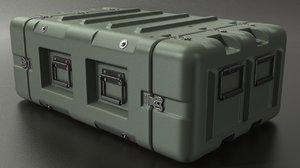 max military crate